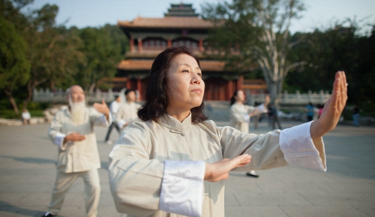 Китайская Гимнастика Цигун За 10 Минут